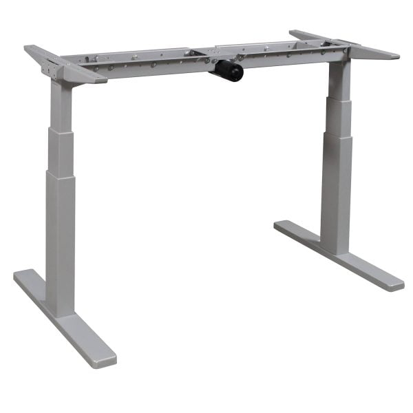 goSIT New Electric Lifting Table, White