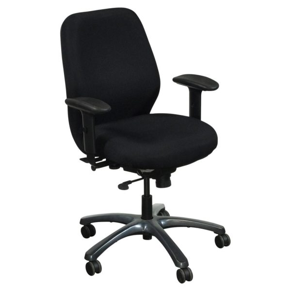 Office Star Products ProGrid Used Task chair, Black