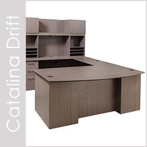 Catalina Drift Laminate Desk Set Series