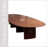 Clearance Office Tables