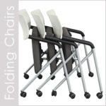 Folding Nesting Chairs