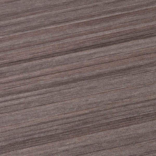 goSIT 63 Inch Reception Desk, Matte White and Driftwood