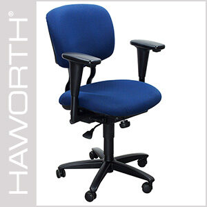 Haworth Improv Chairs