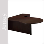 Jersey Laminate Desk Set Series