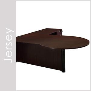 Jersey Laminate Desk Set Series