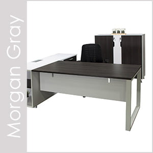Morgan Gray Desk Sets
