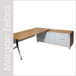 Morgan Zebra Desk Sets