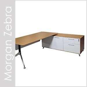 Morgan Zebra Desk Sets
