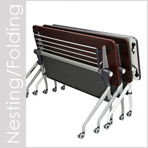 Folding or Nesting Tables