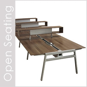 Open Seating National Office Interiors And Liquidators