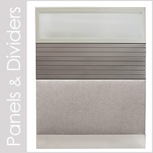 Cubicle Panels and Dividers