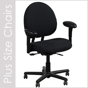 Plus Size Chairs