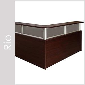 Rio Laminate Desk Set Series