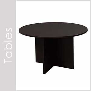 Everyday Espresso Tables