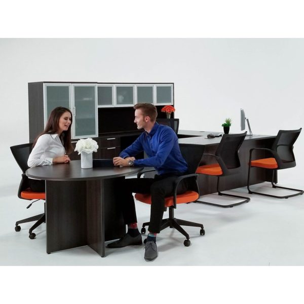 Everyday Laminate Office Furniture Desk Set