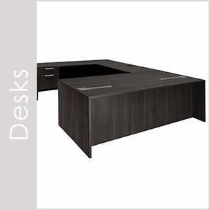 Everyday Gray Desks