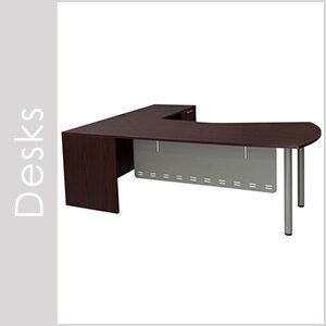 Everyday Mahogany Desks