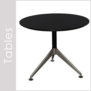 Morgan Black & White Tables