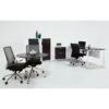 Morgan Modern Laminate Desk Set Series