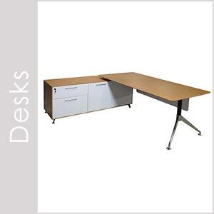 Morgan Zebra Desks