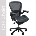 New and Used Task Chairs for Business and Home Office