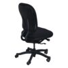 Knoll RPM Used Ergonomic High Back Armless Task Chair, Black