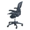 Herman Miller Aeron Used Size B Conference Chair, Lead